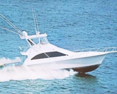1999 48' Ocean Yachts Super Sport
