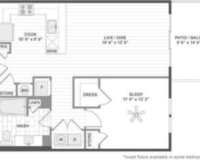 1525 Lake Cook Rd #1-249, Deerfield, IL 60015 1 Bedroom Apartment