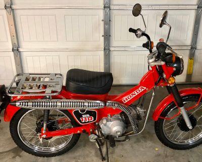 1984 Honda Ct