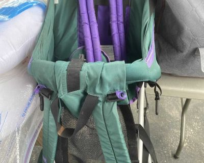 Kelly Kids Backpacking Carrier