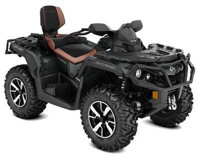 2022 Can-Am Outlander MAX Limited 1000R ATV Utility Chesapeake, VA