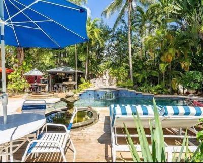 Unique 6br Tropical Oasis Treehouse in miami - Northeast Miami
