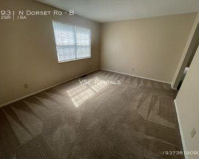 931 N Dorset Rd #B, Troy, OH 45373 2 Bedroom Apartment