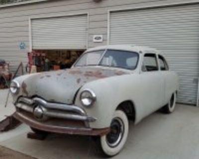 1949 Ford Tudor Sedan