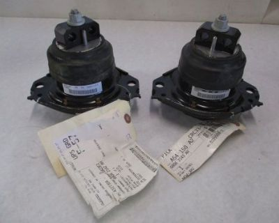 Dodge Mopar 6.4 Hemi Insulator Engine Motor Mounts Pair 68062142,3ah J10830