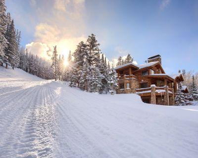 Luxury Park City, Utah Canyons Mountain Ski In Ski Out Estate - Park City