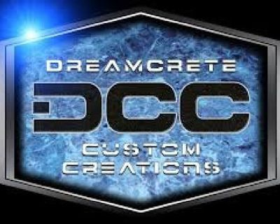 DreamCrete Custom Creations