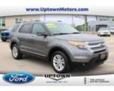 2014 Ford Explorer Gray, 105K miles