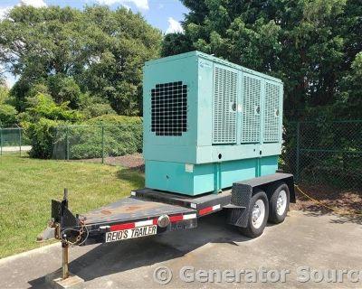 2004 CUMMINS 100 KW Generators, Electric Power