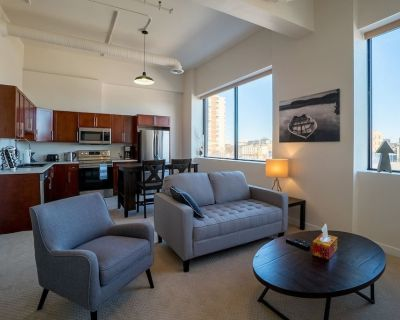 UNIT FOUR Executive Stay Fully Furnished One Bedroom Condo - Winnipeg