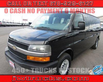 2013 Chevrolet Express 3500 LT Extended Passenger Van