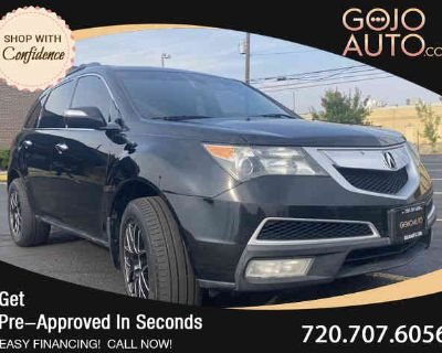 2012 Acura MDX for sale