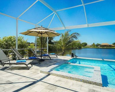 Gulf Access Dream Home Western Exposure with Pool and Jacuzzi - Pelican