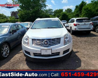 Used 2014 Cadillac SRX AWD 4dr Luxury Collection