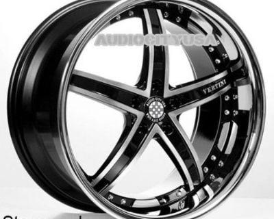 "20"" Lady Wheels And Tires Rims Fits Mercedes 350 300 400 250 450 / Fits Audi Q5"