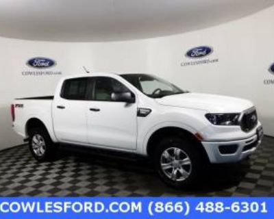 2019 Ford Ranger XLT SuperCrew 5' Box 4WD