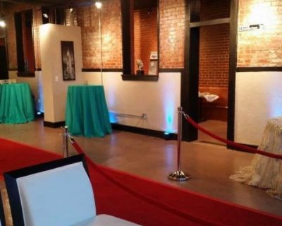 Beautiful Exposed brick wall Event Space, Louisville, KY