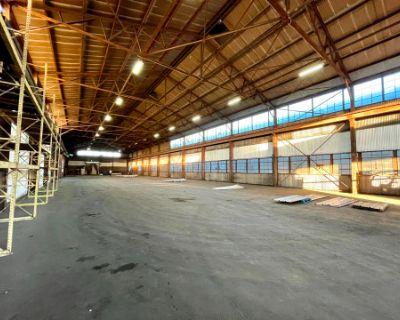 Mega Stage: Huge Warehouse Location, Compton, CA