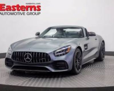 2020 Mercedes-Benz AMG GT AMG GT C Roadster