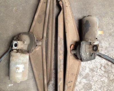 VW Bug wiper motor assembly 70-77