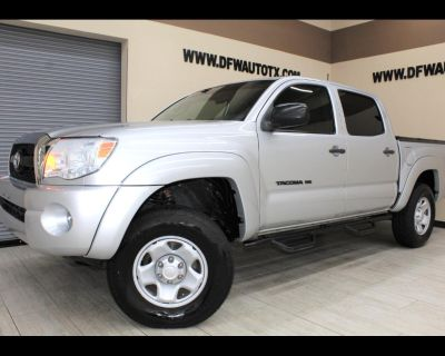 Used 2011 Toyota Tacoma PreRunner Double Cab V6 Auto 2WD