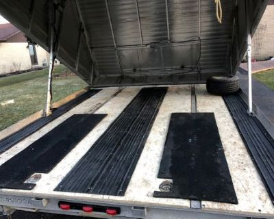 R&R 10 Foot clamshell Drive On/Off