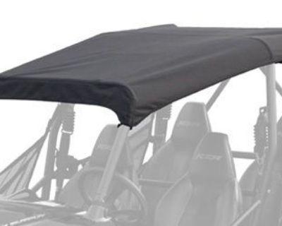 Classic 18-054-010407-00 Quadgear Utv Roll Cage Top - Rzr 4 Black - 1 Size