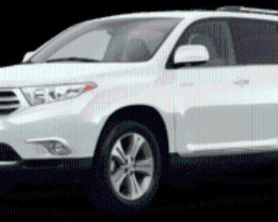 2011 Toyota Highlander SE V6