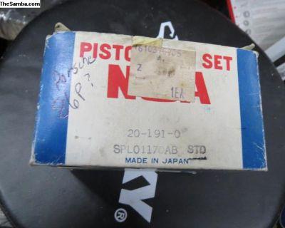 Piston Rings (Possibly Porsche)