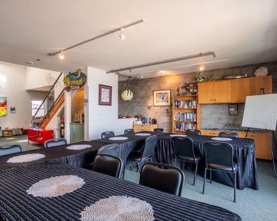 Meeting Retreat with Direct Beach & Ocean Access, El Granada, CA
