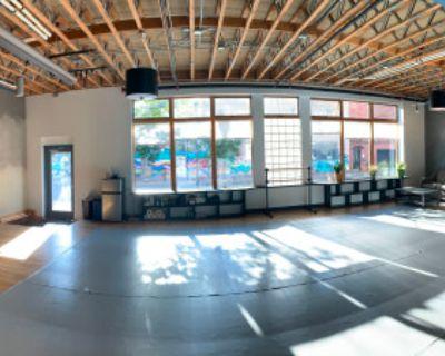 Multi-purpose Space in the Heart of Denver s Santa Fe Arts District, Denver, CO