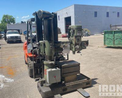 ReMac R915L 30-40 Radial Arm Drill