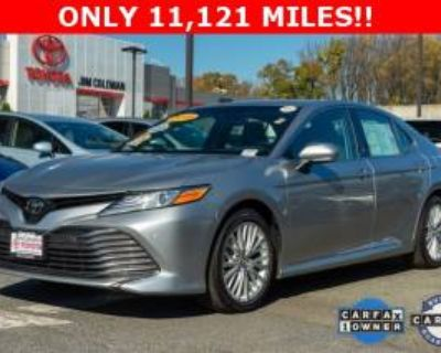 2018 Toyota Camry XLE I4 Automatic