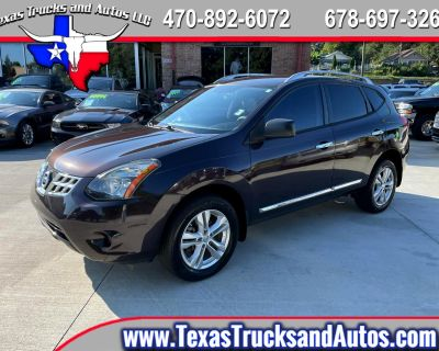 2015 Nissan Rogue Select FWD 4dr S