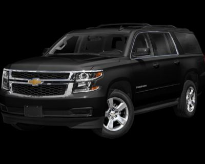 Pre-Owned 2018 Chevrolet Suburban LT With Navigation & 4WD