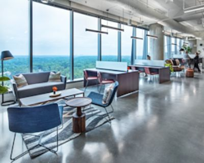 Team Office for 9 at Serendipity Labs - Seneca One Tower