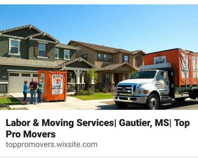 Top Pro Movers Moving Services