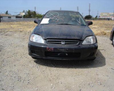 1996 1997 1998 1999 2000 Honda Civic (2dr Coupe) Air Bag Assembly **oem