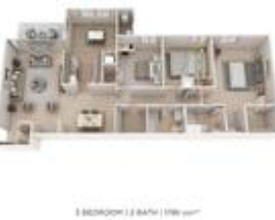 Northampton Apartment Homes - Three Bedroom 2 Bath