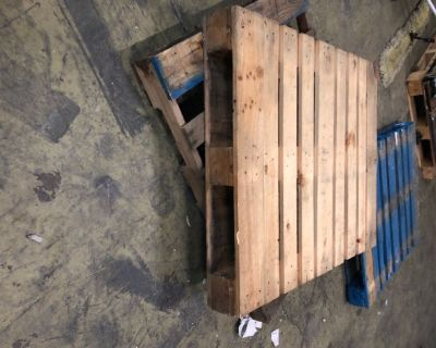 High Demand 48x40 Pallets