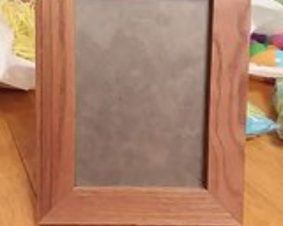 Sisters 5x7 wooden picture frame