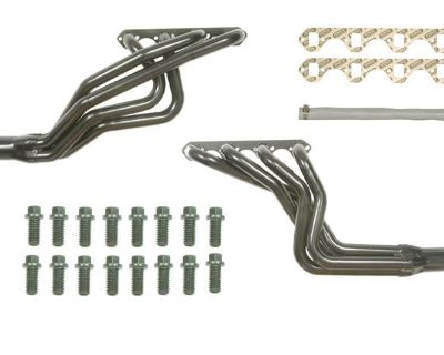 """1979-1993 Ford Mustang 5.0l A/t 3"""" Exhaust Long Tube Headers 1-3/4"""""""