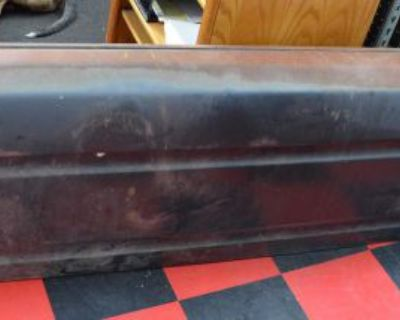 1978-79 Ford Bronco Nos Rear Tail Gate Assembly D8tz Very Rare Ranger Xlt 4x4