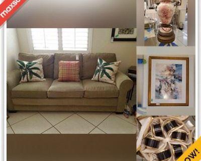 Boynton Beach Moving Online Auction - Splendido Ct (CONDO)
