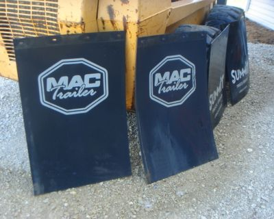 Mac Semi Truck Trailer Mud Flaps Splash Guard