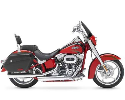 2011 Harley-Davidson CVO Softail Convertible Cruiser Norfolk, VA