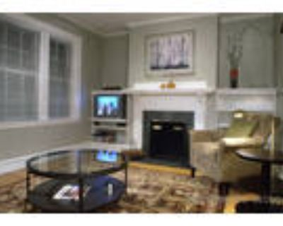 Fully-Furnished Sunny Elegant 1+br Condo, Walk to Central T!