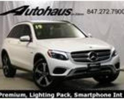 2019 Mercedes-Benz GLC GLC 350e 4MATIC