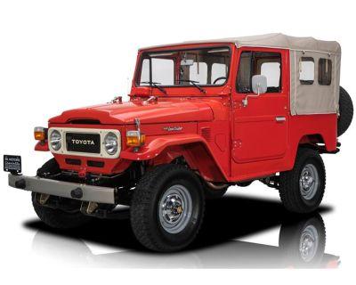 1981 Toyota Land Cruiser FJ