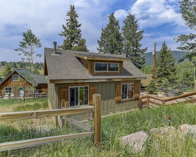 The Bobcat! Tiny Cabin with amazing views! - Woodland Park